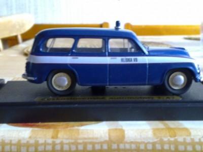 Škoda 1201 POLICIE