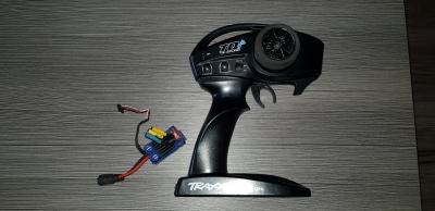 Vysílač Traxxas 2k TQi BlueTooth Ready, Traxxas 6528 , TRA6528