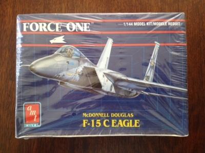 F-15 C EAGLE, McDONNELL DOUGLAS
