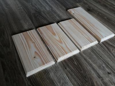 Drevené podložky