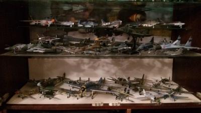 Nabízím sbírku modelu letadel