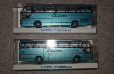 Prodám busy 1:87 od Rietze