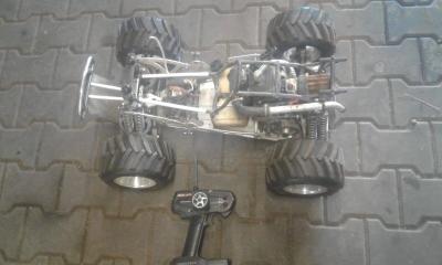 Fg model sport 1/5 monster 2wd