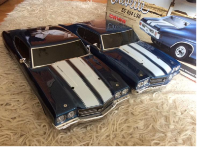Chevy Chevelle 1970 / 1:10 Kyosho
