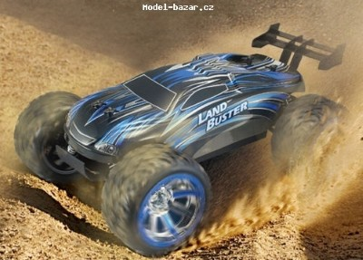BUSTER TRUGGY - 4x4