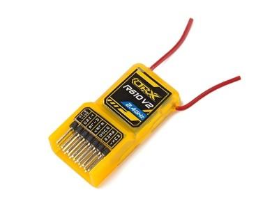 Přijímač OrangeRx R610V2 DSM2 6CH - Spektrum