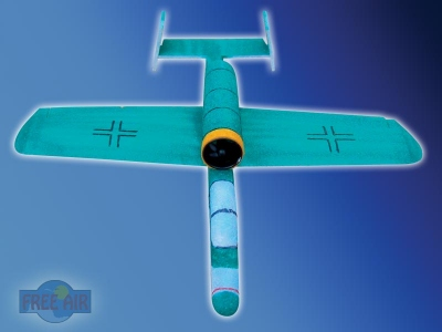 RC model He 162