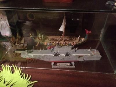 Nabízím modely lodi.