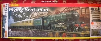 Scotsman Vagónky a kolejnice