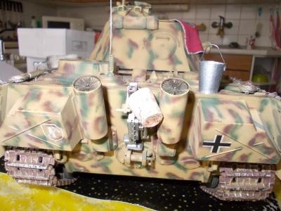 Modelové doplňky k RC tankům 1)16