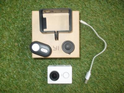GPS dron  DJI Phantom 2 + kamera xiaomi yi