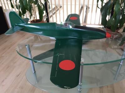 Polomaketa Ki-61 pro aircombat