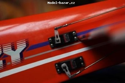 FRENZY 100 ARF plnokrevný 3D Akrobat