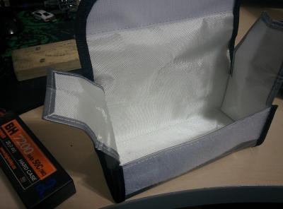 ochranný box pro LiPo baterie