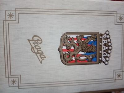 Oldtimer edice modelů Praga