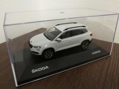 Model Škoda Karoq