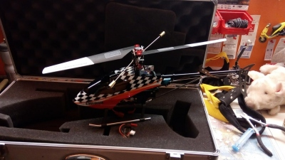 Prodám vrtulník