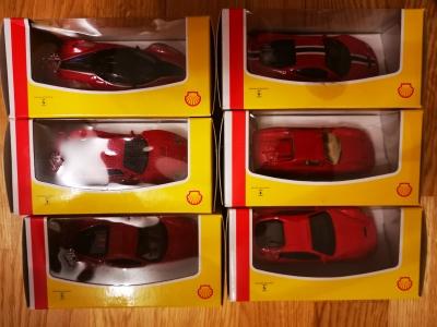Bburago Ferrari 1:43