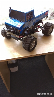 Moster Truck Reely 1/10