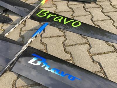 F3K Chicco, Maia a Bravo