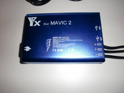 MULTI nabíječ pro MAVIC 2