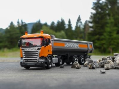 Prodám Herpa model Scania R 450 1:87