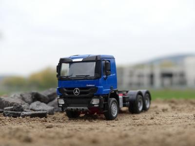 Prodám Herpa model Mercedes-Benz M 08 1:87