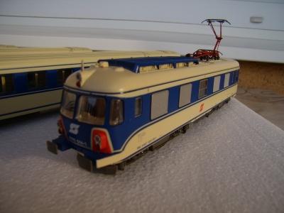 6-dílná elektrická jednotka 4010 ÖBB Transalpin