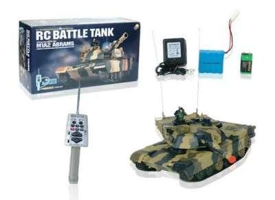 Tank 1:24 M1A2 Abrams (airsoft)