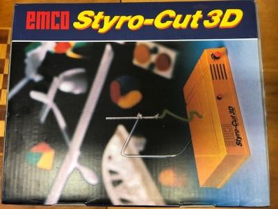 Řezačka polystyrenu - STYROCUT