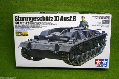 Sturrmgeschutz III Ausf.B
