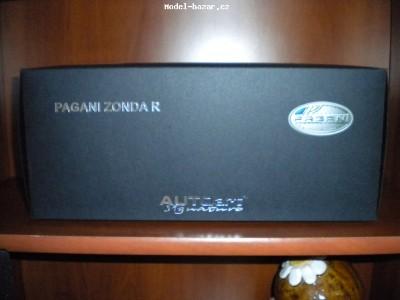 Pagani Zonda R AutoART 1/18